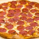 X-Large 1 Topping Pizza Carryout Special