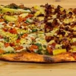 Build Your Own Half-and-Half All Star Pizza